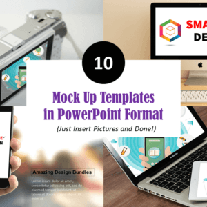 10 Mock Up Templates in powerpoint format