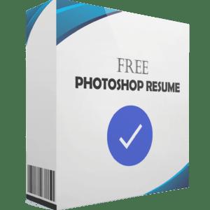 Free Quality Photoshop Resume CV Templates Free